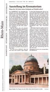Presseartikel aus der FAZ vom 02.07.2013