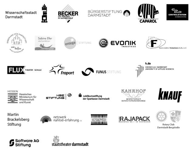 Logos Geldgeber und Sponsoren